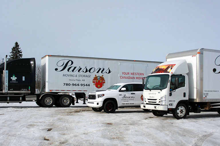 Parsons Moving