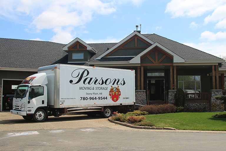 Parsons Moving & Storage